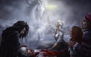 Смерть Геральта: как умер ведьмак