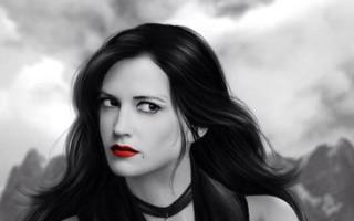Почему Ева Грин должна сыграть роль Йеннифер в сериале Ведьмак от Netflix