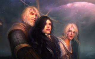 Сколько лет Геральту и другим героям Ведьмака