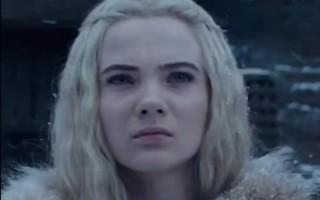 Netflix показал тизер Цири