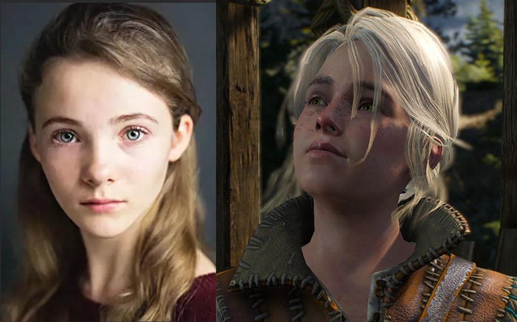 Netflix объявляет об актрисах Цири и Йеннифэр