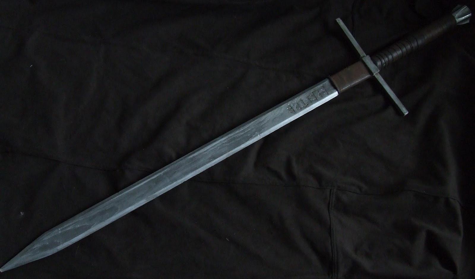 того, меч ведьмака фото элементов