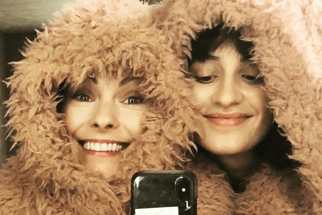 Майанна Беринг и Аня Чалотра