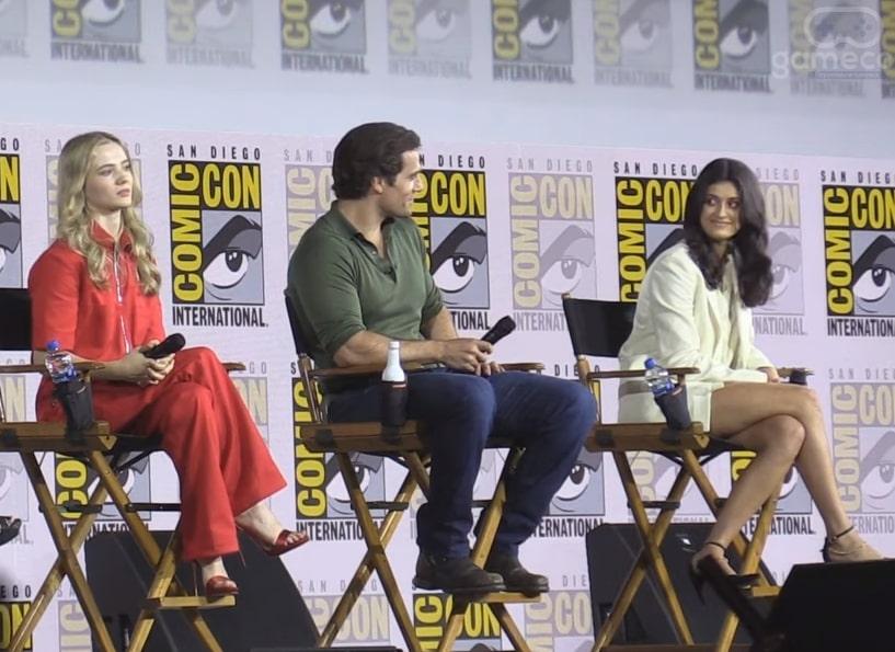 Аня Чалотра интервью на Comic Con