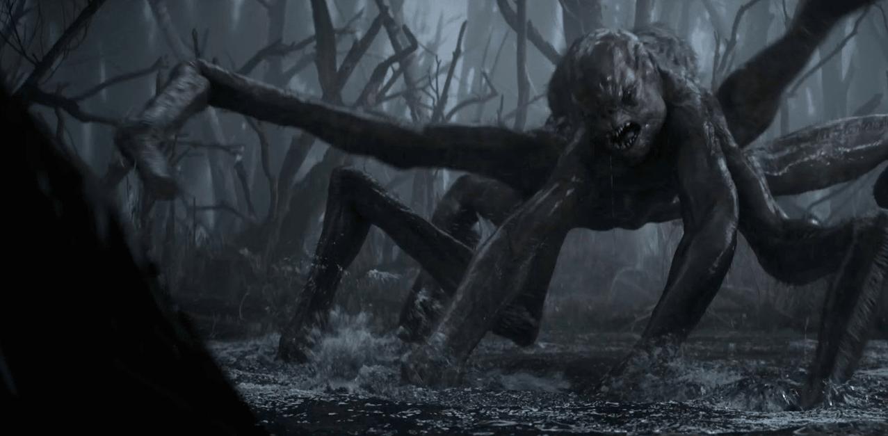 Кикимора в Ведьмаке от Netflix