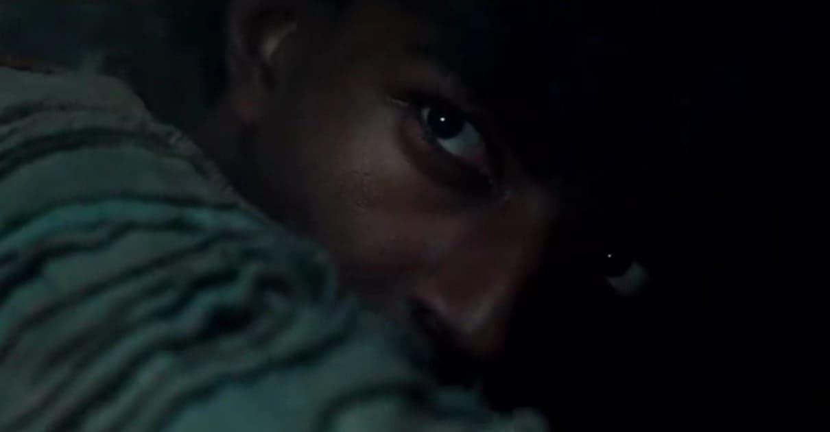 Дара кадр из 2 сезона тизера сериала Ведьмак