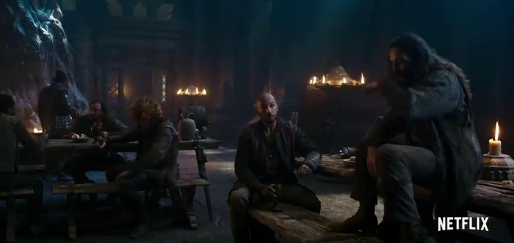 Ведьмаки из 2 сезона